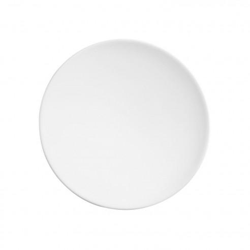 COUP Fine Dining weiß Coupteller flach 16,5 cm M5380-16,5 Teller aus Porzellan