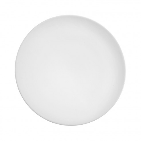 COUP Fine Dining weiß Coupteller flach 21,5 cm M5380-21,5 Teller aus Porzellan