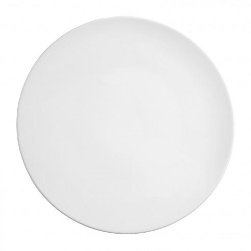 COUP Fine Dining weiß Coupteller flach 28 cm M5380-28 Teller aus Porzellan