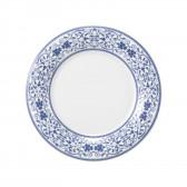 Teller flach 16 cm Fahne - Savoy Grand Blue 57513