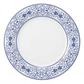 Teller flach 30 cm Fahne - Savoy Grand Blue 57513
