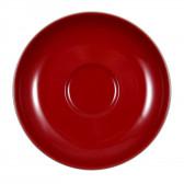 Cappuccinountertasse 1131  14,5 cm - V I P. Rot 10324