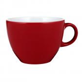 Cappuccinoobertasse 1131  0,23 l - V I P. Rot 10324