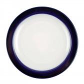 Frühstücksteller rund 20 cm - V I P. Blau 10325