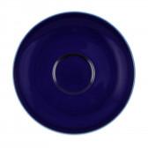 Cappuccinountertasse 1131  14,5 cm - V I P. Blau 10325