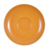 Milchkaffeeuntertasse 1164  16 cm - V I P. Orange 10328