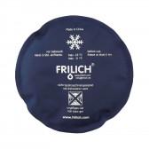 Frilich Kühlkissen UNISON rund, blau - Buffet-Gourmet uni 6
