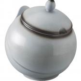 Bowl komplett 5120  3,50 l - Buffet-Gourmet grau 57124