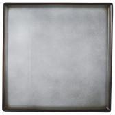 Platte 5170  32,5x32,5 cm - Buffet-Gourmet grau 57124