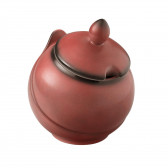 Bowl komplett 5120  0,50 l - Buffet-Gourmet ziegelrot 57126