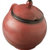 Bowl komplett 5120  3,50 l - Buffet-Gourmet ziegelrot 57126