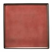 Platte 5170  32,5x32,5 cm - Buffet-Gourmet ziegelrot 57126