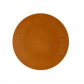 Coupteller flach 16,5 cm M5380 - Coup Fine Dining terracotta 57013