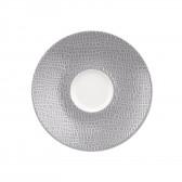 Kombi-Untere rund klein 13,5 cm M5390 - Coup Fine Dining grau 57272