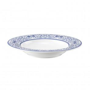 Teller tief 23 cm Fahne - Savoy Grand Blue 57513