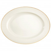 Platter oval 38 cm 10769 Diamant