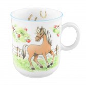 Mug with handle 0,25 ltr - Compact Mein Pony 24778