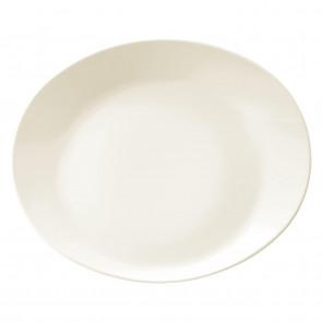 Plate flat organic 34 cm M5340 00003 Maxim