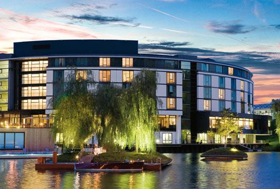 Das Ritz Carlton Wolfsburg - Eine Top Referenz von Seltmann Weiden Hotel