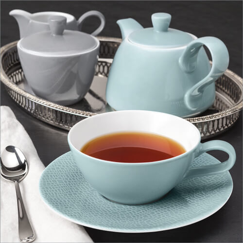 Coup Fine Dining Fashion - Noble tableware for your gastronomy - Tea time