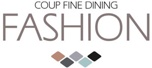 Coup Fine Dining Fashion Logo