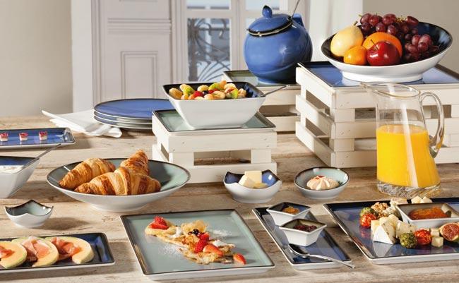Porzellan Geschirr Seltmann Buffet Gourmet Fantastic