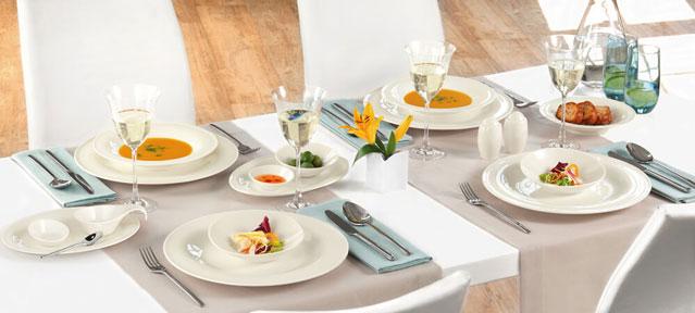 MAXIM - Gastronomieporzellan für Ihr Ambiente