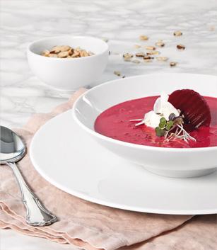 Coup Fine Dining rund - Hotelporzellan - Teller für Ihre Gastronomie