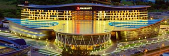 The Minsk Marriot Hotel - A top reference from Seltmann Weiden Hotel